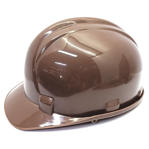 Safety Helmet Brown with PSB