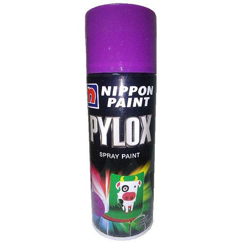 Nippon Paint Pylox Spray Paint 18 Deep Violet 400CC