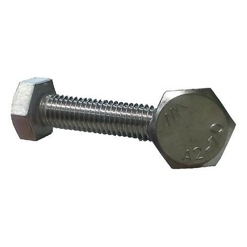 Hex Bolt M10x35 SS A2-304 DIN933