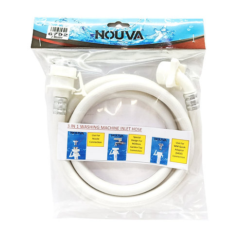 6792 2.0m Washing Machine Inlet Hose