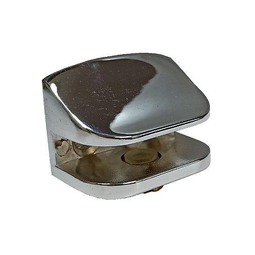 K405 Glass Holder 8mm Chrome