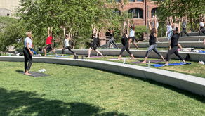 YOGA ON THE GREEN PRESENTED BY FACTEUR PR