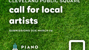CALL FOR CLEVELAND ARTISTS