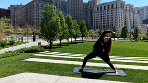 YOGA ON THE GREEN PRESENTED BY BROWNS FIT