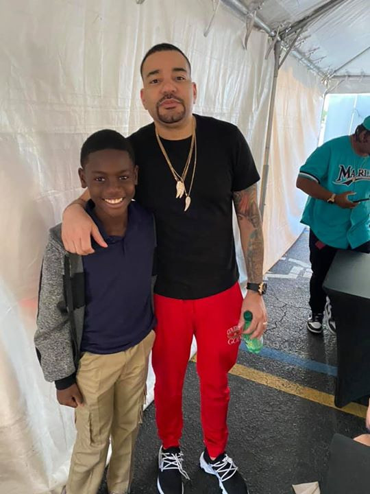 Javan and DJ Envy