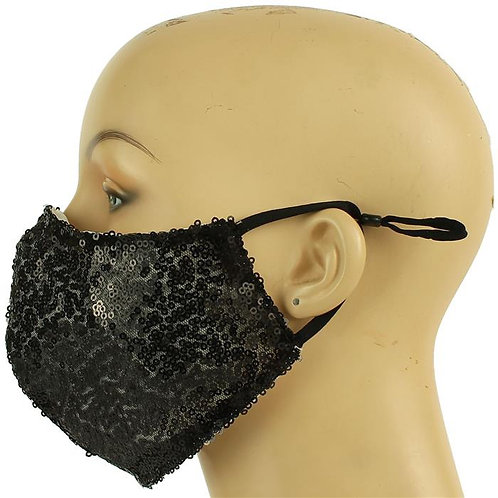 Sequence black mask