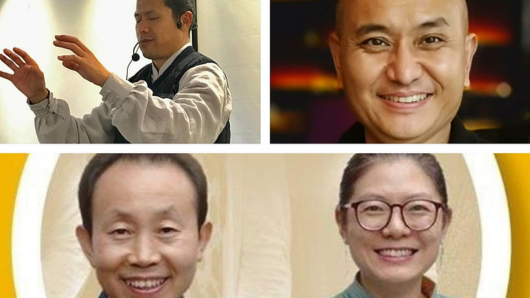 קיץ עם ארבעה מאסטרים - סדנאות נהדרות עם נבחרת המורים הסינים - יוני-אוגוסט 2021