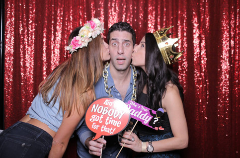 College Party Photo Booth