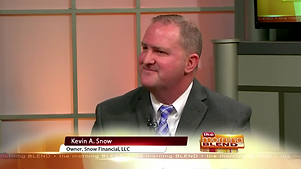Fox 47 Morning Blend Interview with Kevin Snow