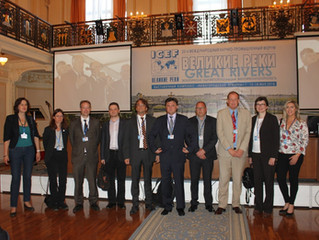 Вузы-партнёры на форуме «Великие реки»