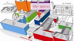 Расписание встреч первокурсников очной формы обучения 01.09.2021 г.