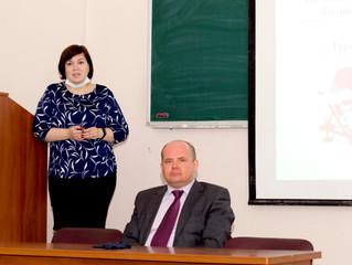 25 апреля  состоялся День открытых дверей института технологий бизнеса ННГАСУ