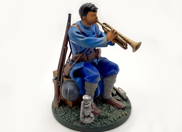 Musician Soldier WWI