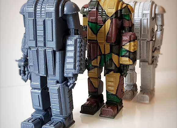 Steampunk Robot Mark II