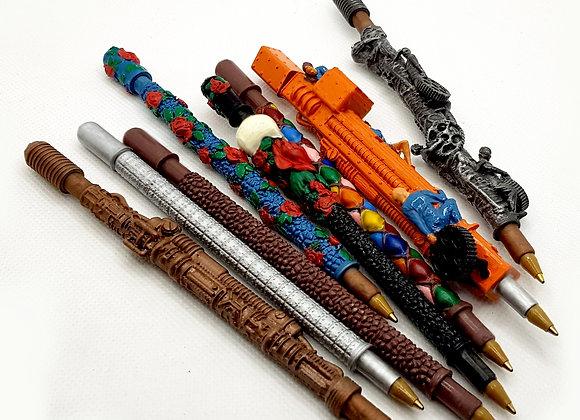 This bundle combines: 11 pens