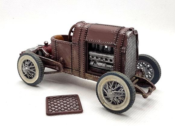 Steampunk roadster II