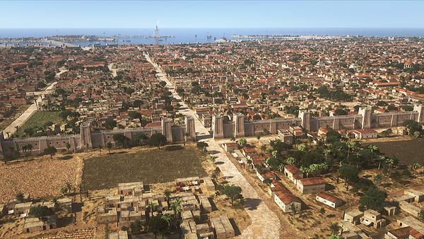 Alexandrie, Alexandria