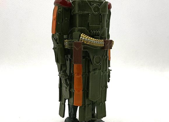 Robot Samourai Dieselpunk