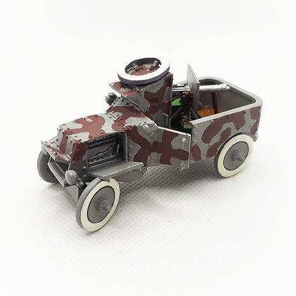 Ford T armoured 1/72