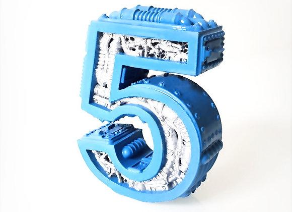 Steampunk number 5