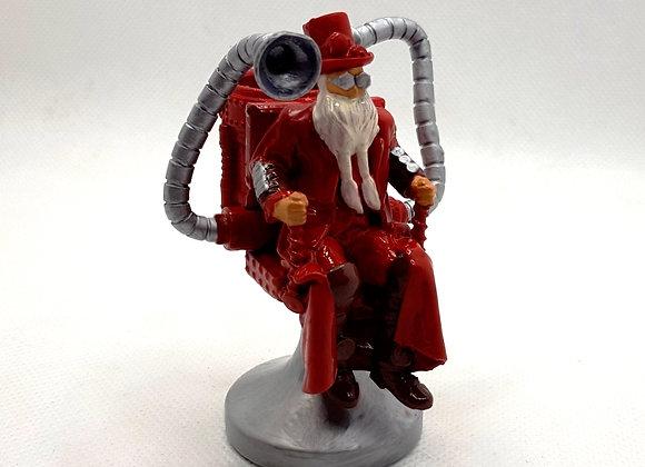 Steampunk Santa Claus