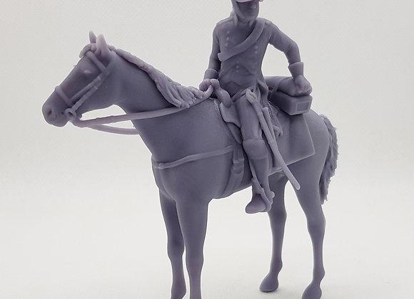 Napoleonic Dragon Cavalery