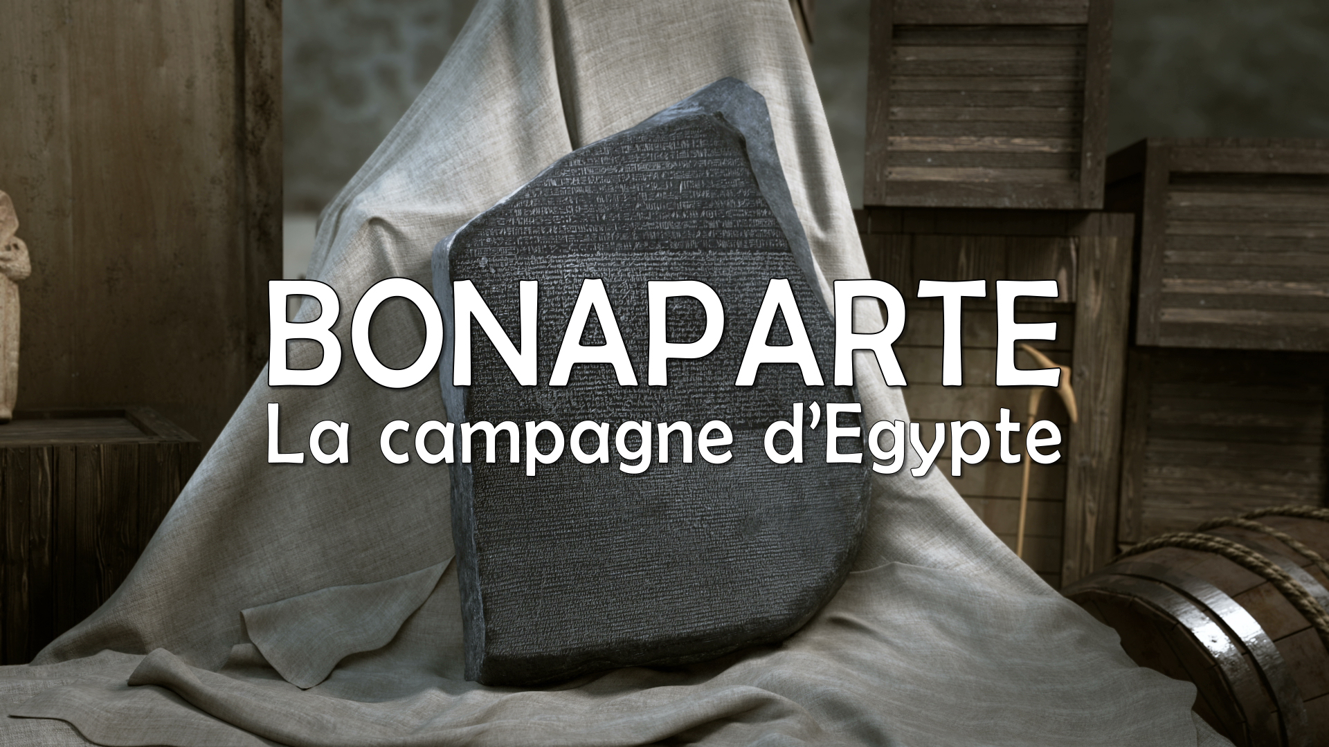 La campagne d'Egypte