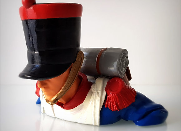Napoleon Infantery bust.