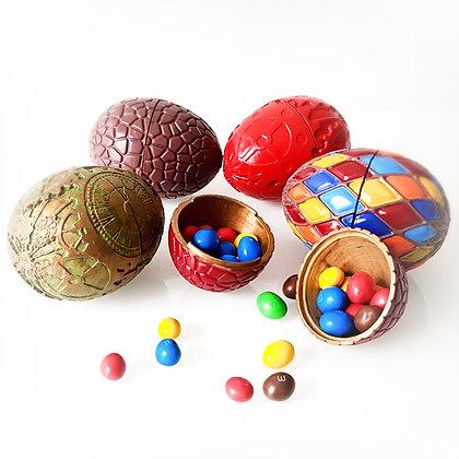 Easter eggs pack, 4 models.