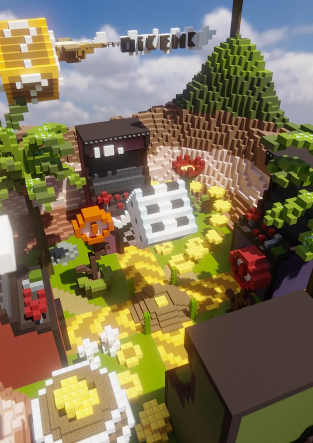 Video Game Hub Built for DiceMC
