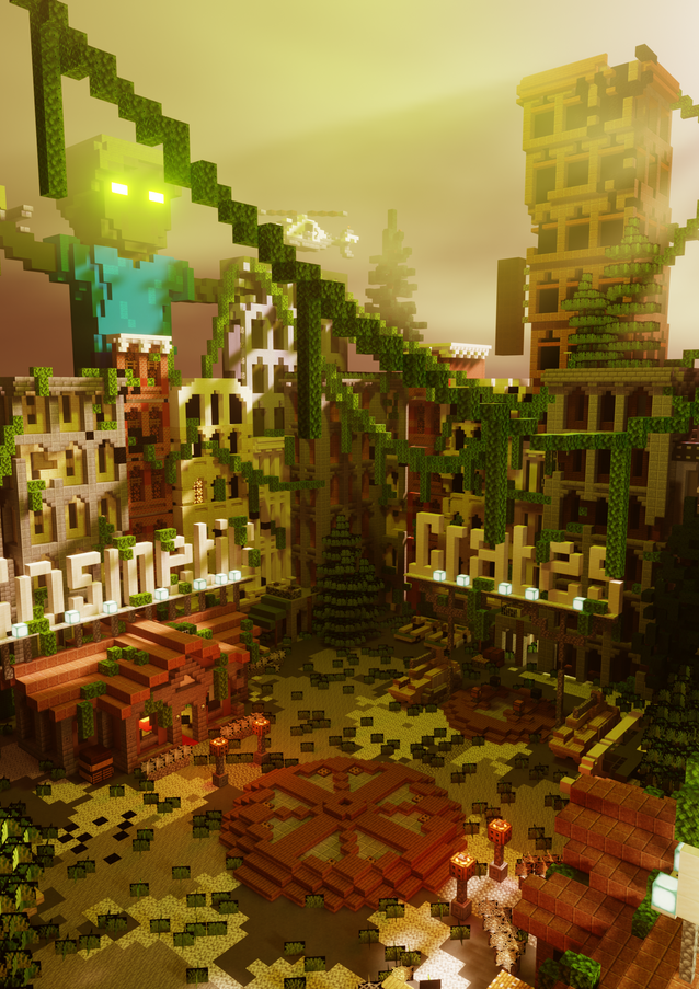 Zombie Spawn Made for PeaceOutMC