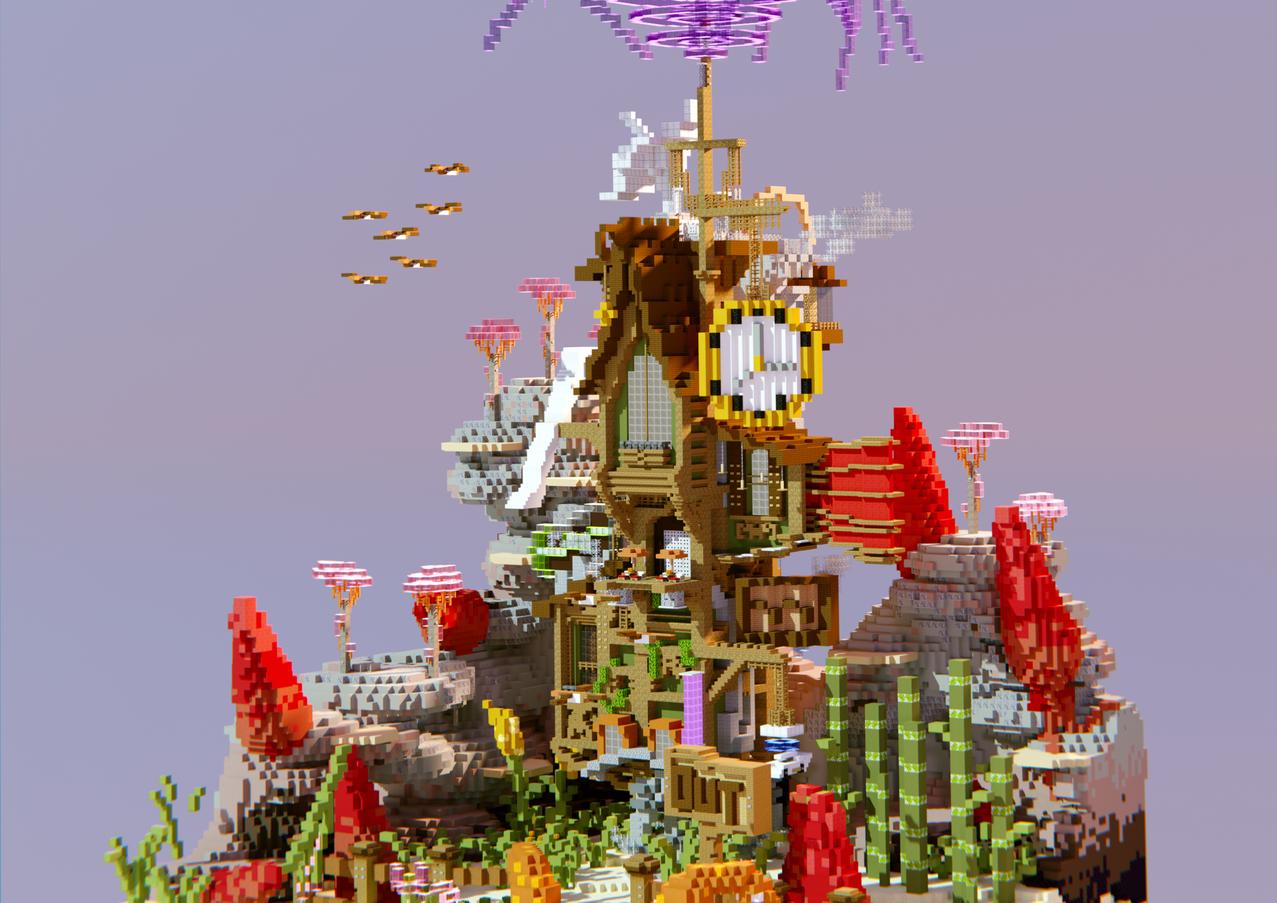 Full Plot - The Time Travelers House