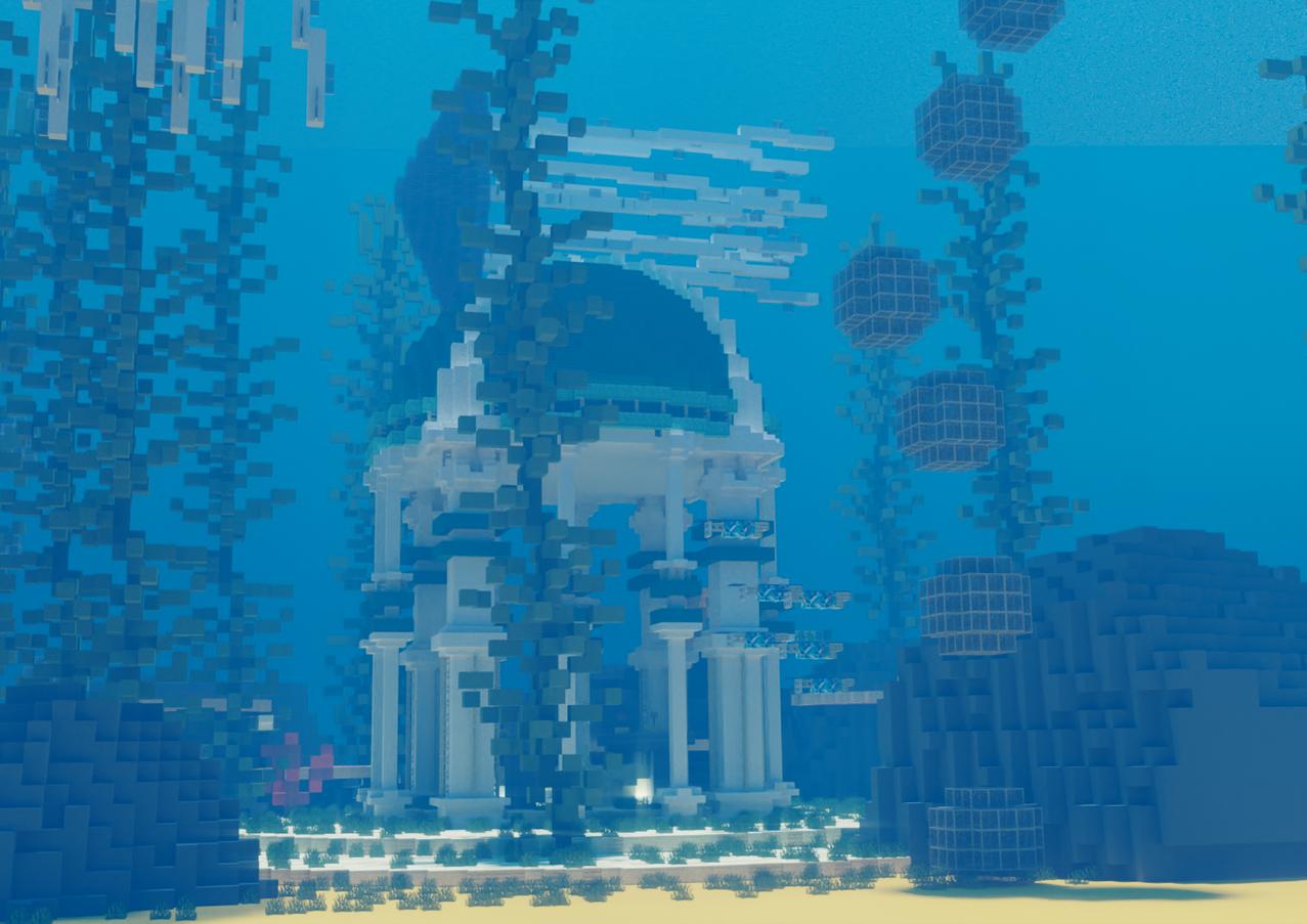 Underwater Kitpvp Map
