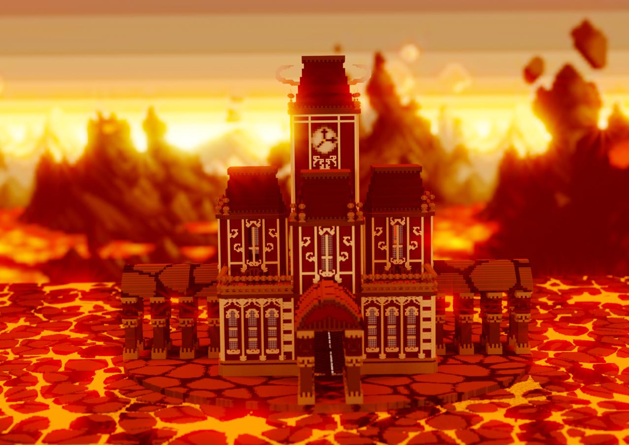 The Devil's Palace