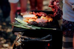 Show Cooking Barbacoa