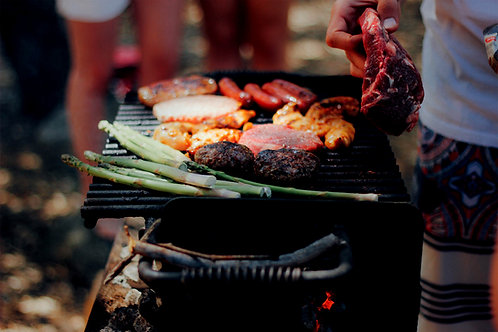 Grill Party Set