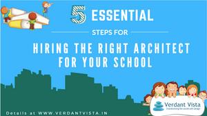 Hire architect, School design, Indian classroom design ideas