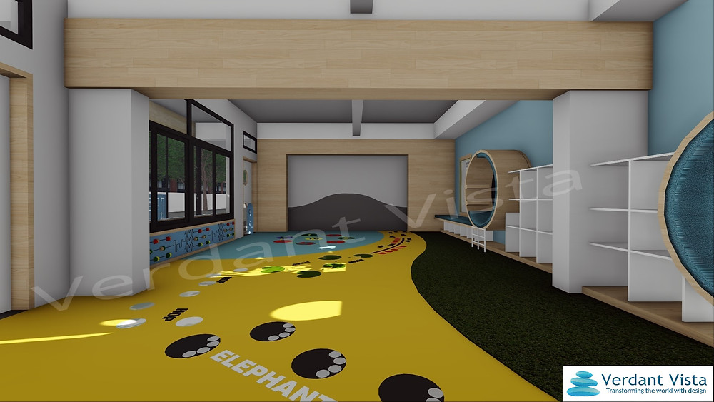 School Design, School design in India, School Design Plan, Interior Design