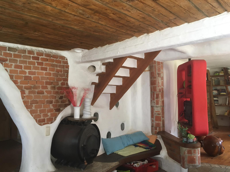 Wohn- Esszimmer