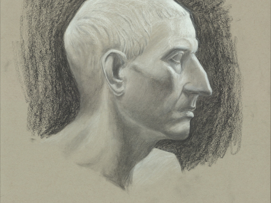 Figure Drawing - Charcoal