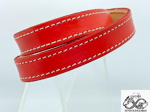 Bracelet en cuir ELLYN