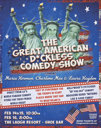 The Great American D*ckless Comedy Show