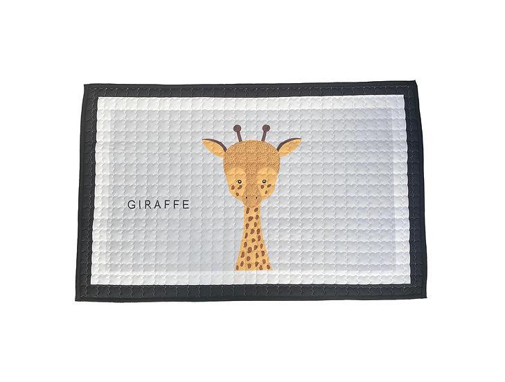Groot Speelkleed Giraffe