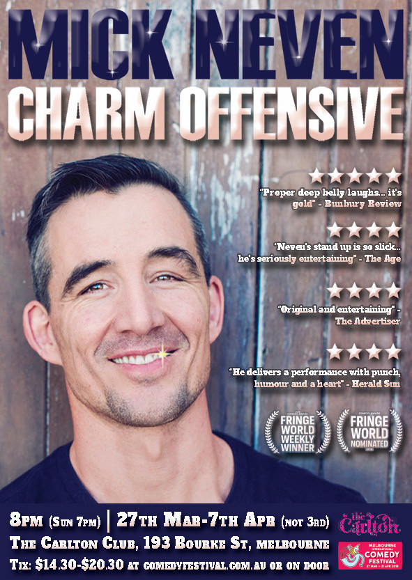 Mick Neven: Charm Offensive