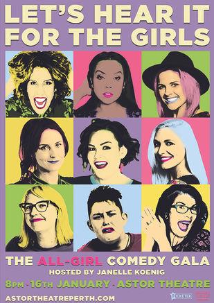 Girls Gala: Fringe World