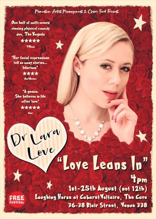 Dr Lara Love: Love Leans In