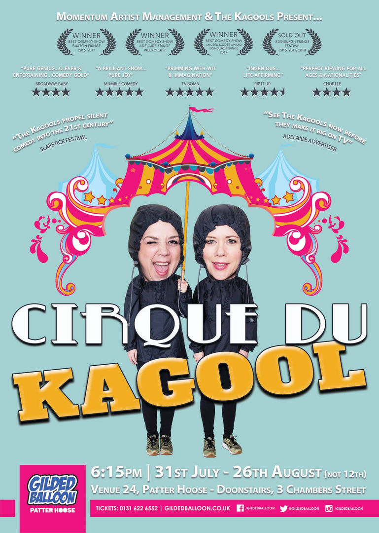 The Kagools: Cirque du Kagool