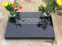 Cremation Memorial Stone