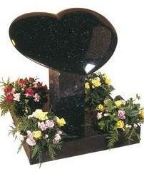 Heart Memorial Stone