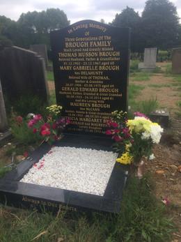 Memorial Head Stone